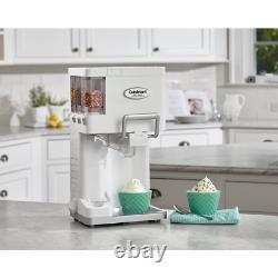 1.5 QT. Automatic Ice Cream Maker Soft Serve Countertop Yogurt Freezer Machine