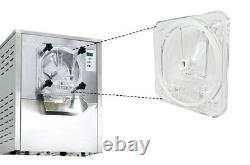 1400W Hard Ice Cream Macking Machine Frozen Ice Cream Maker LED Display
