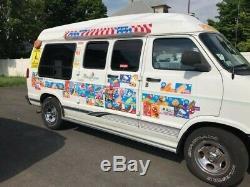 1999 Dodge ICE CREAM TRUCK! MONEY MAKER! BUY IT NOW AND START MAKING MONEY