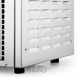 20L/H Frozen Hard Ice Cream Machine LCD Display 110V Commercial Yogurt Maker