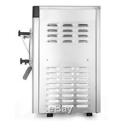 20L/h Commercial Hard Ice Cream Maker Machine R410a User-Friendly Restaurant