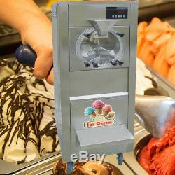 28-30L each hour Gelato maker hard ice cream machine 15L cooling cylinder