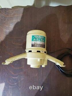 6 Quart Qt White Mountain Electric Ice Cream Maker Freezer Model 69204/69202
