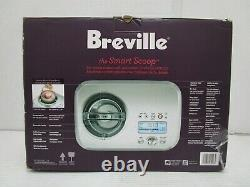 BREVILLE THE SMART SCOOP ICE CREAM MAKER with AUTOMATIC HARDNESS SETTINGS VVV 461