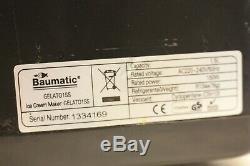 Baumatic Ice Cream Maker Gelato1ss 1.5l