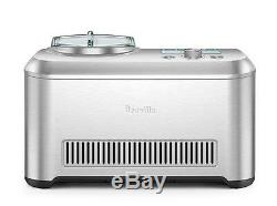 Breville BCI600BSS the Smart Scoop Ice Cream Maker RRP $400.00