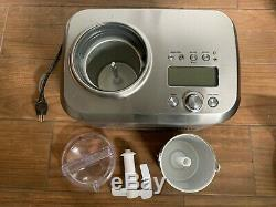 Breville BCI600XL Smart Scoop Ice Cream Maker In Excellent Condition