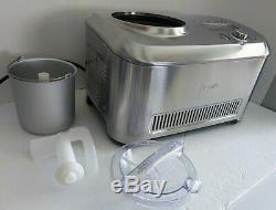 Breville Smart Scoop Ice Cream Maker Machine BCI600XL