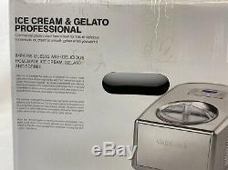 CUISINART ICE100BCU Professional Gelato Ice Cream Sorbet Maker Vegan 1.5L AUTO