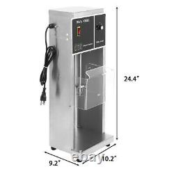 Commercial Auto Ice Cream Machine Blizzard Maker Shaker Blender Electric Mixer
