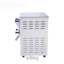 Commercial Hard Ice Cream Machine 20L/h Stainless Steel Ice Cream Maker 220V