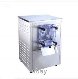 Commercial Hard Ice Cream Machine 20L/h Stainless Steel Ice Cream Maker 220V MY@