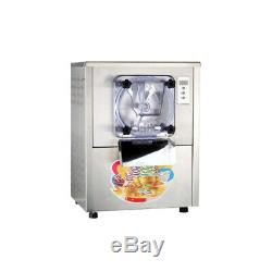 Commercial Hard Ice Cream Machine 20L/h Stainless Steel Ice Cream Maker SALE
