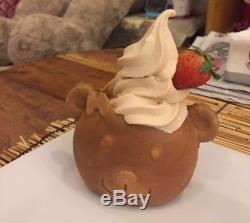 Commercial Nonstick Electric Ice Cream Taiyaki Bear Waffle Maker Baker Machine
