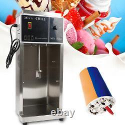 Commercial Soft Ice Cream Making Machine Flavor Countertop Soft Yogurt Maker US