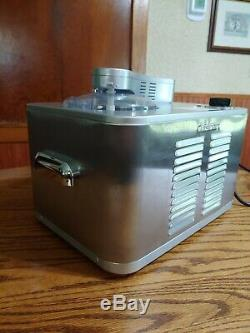 Cruisinart Suprem Commercial Quality Ice Cream Maker Model Ice-50bc