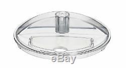 Cuisinart 100 Compressor Ice Cream Gelato Maker Silver 1 1/2 Quart Commercial
