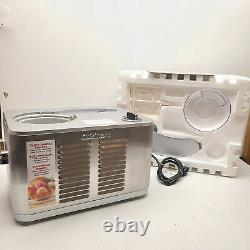 Cuisinart Commercial Quality Ice Cream Maker ICE-50BC