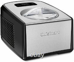 Cuisinart ICE-100 1.5 qt. Compressor Ice Cream & Gelato Maker