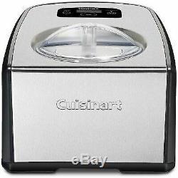 Cuisinart ICE-100 Compressor Ice Cream and Gelato Maker