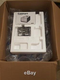 Cuisinart ICE-100 Compressor Ice Cream and Gelato Maker 1.5qt