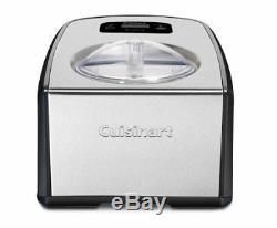 Cuisinart ICE-100 Ice Compressor Ice Cream/gelato Makr (ice100)