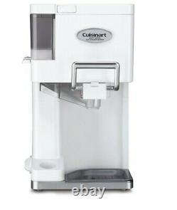 Cuisinart ICE-45 Mix It In Soft Serve 1-1/2-Quart Ice Cream Maker, White