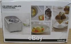 Cuisinart Ice Cream Maker, ICE100BCU Professional Compressor System