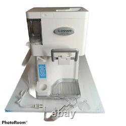 Cuisinart Ice Cream Maker Machine Soft Serve Dispenser Home Model ICE-45