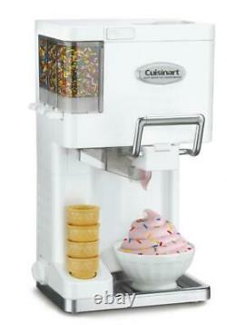 Cuisinart Ice Cream/Yogurt Makers Mix It In Soft Serve Ice Cream Maker