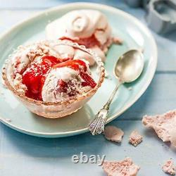 Cuisinart Ice Cream and Gelato Maker Makes Gelato, Sorbet, Frozen Desserts