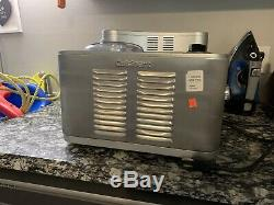 Cuisinart Supreme Commercial Quality Ice Cream Maker Model No. ICE-50BC