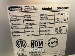 DeLonghi GM6000 Automatic Gelato Machine Ice Cream Maker 1.5 Pints