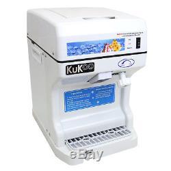Eismaschine Ice Shaver Slusheis Wassereis Eisschnee Schneeeis Eisbearbeitung