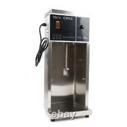Electric Auto Blizzard Ice Cream Machine Commercial Maker Shaker Blender Mixer