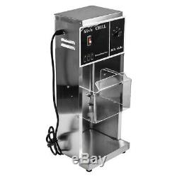 Electric Auto Blizzard Ice Cream Machine Maker Shaker Blender Mixer 110V Top US