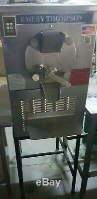 Emery Thompson CB-350 Batch Freezer / Ice Cream & Gelato Maker