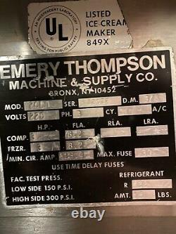 Emery Thompson Small Batch Ice Cream Maker 849X