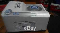 Gaggia RI9101/08 Gelatiera Ice Cream Maker 230V