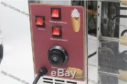 Heavy Duty Electric Ice Cream Cone Kurtos Kalacs Chimney Cake Roll Oven Maker