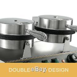 Ice Cream Cone Machine Waffle Maker Muffin Maker Crispy Maker Electri Commercial