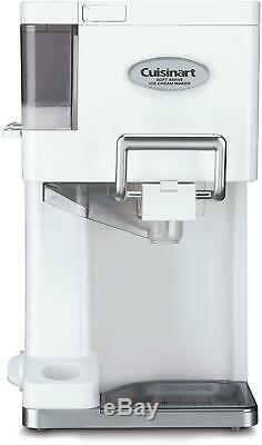 Ice Cream Maker Home Soft Serve Countertop Electric Sweet Frozen Yougurt Machine