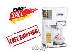 Ice Cream Maker Soft Serve Countertop Automatic YogIce Cream Maker Soft Serve Co