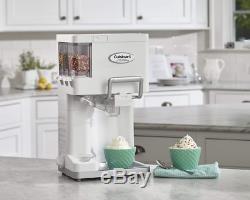 Ice Cream Maker Soft Serve Countertop Automatic Yogurt Freezer Machine