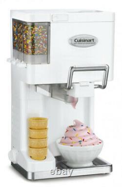 Ice Cream Yogurt Makers Mix It In Soft Serve Ice Cream Maker Compact Design