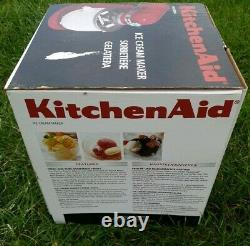 KitchenAid Ice Cream Maker Attachment BRAND NEW