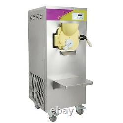 Kolice Gelato Hard ice Cream Machine Ice Cream Maker Batch Freezer