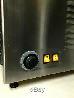 Lello Musso Pola 5030 Dessert Maker Ice Cream Sorbet Gelato Machine