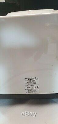 Magimix Gelato Chef 2200 Ice Cream Maker White