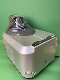 Magimix Gelato Chef 2200 Ice Cream Sorbet Maker Silver